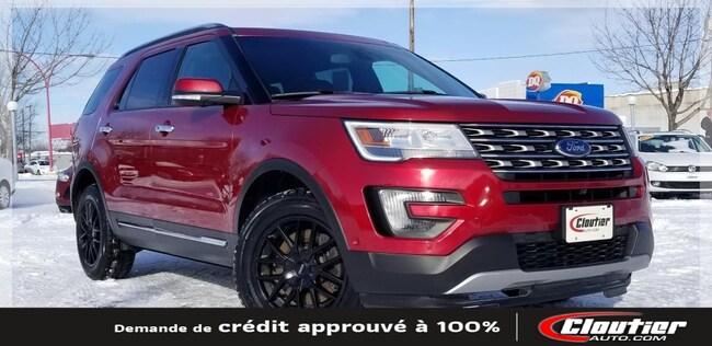 2016 Ford Explorer Lté. / 3.5 L / 4x4 / A-C / NAVI. / TOIT PANO. VUS
