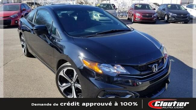 2015 Honda Civic SI / 2.4 L / A-C / BLT. / NAVI. / RÉG. VIT. Coupé