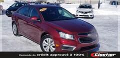 2016 Chevrolet Cruze 1.4 L / TURBO / A-C / GRP. ÉLECTR. / RÉG. VIT. Berline