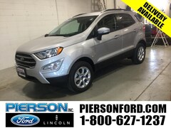 New 2018 Ford EcoSport SE SUV in Aberdeen, SD