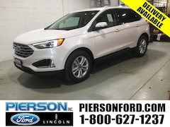 New 2019 Ford Edge SEL SUV in Aberdeen, SD