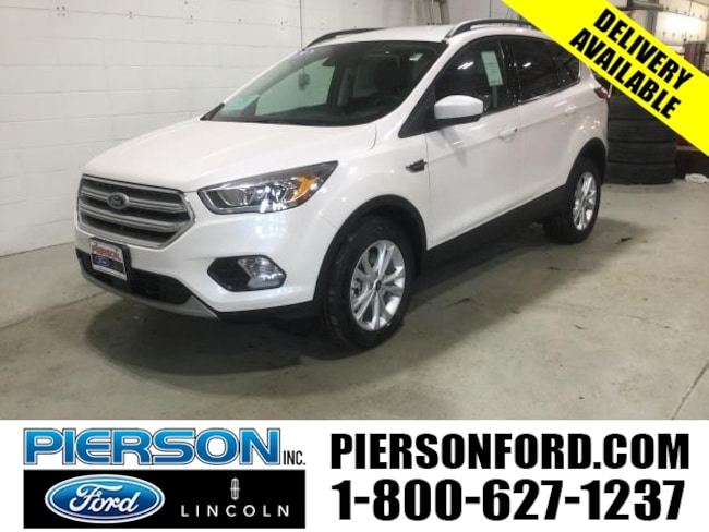 New 2019 Ford Escape SEL SUV in Aberdeen, SD