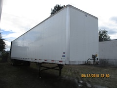 2011 Utility 53' T/A A/R Tailgate Dry Van