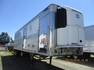 2009 Great Dane 38' Tandem Air Ride Reefer Van