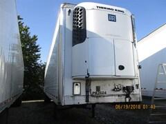 2008 Utility 53' Tandem A/Ride Reefer Van