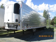 2007 Utility 53' T/A A/Ride Reefer Van