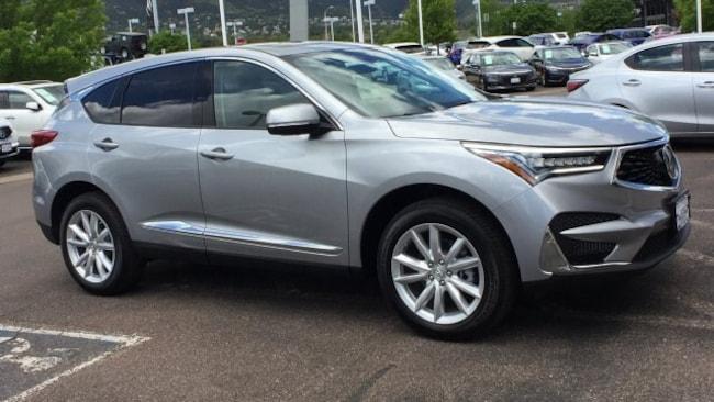 2020 Acura RDX Hybrid, Colors, V6 >> New 2020 Acura Rdx For Sale At Pikes Peak Acura Vin 5j8tc2h30ll000762