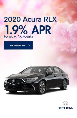 May 2020 Acura RLX
