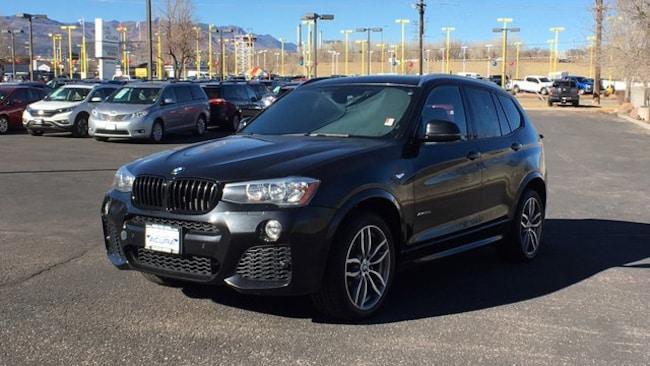 2015 BMW X3 xDrive28d SUV