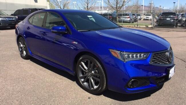 New 2020 Acura TLX For Sale at Pikes Peak Acura | VIN: 19UUB1F6XLA000228
