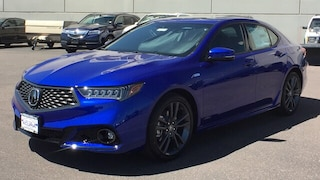 New Acura Tlx For Sale In Colorado Springs At Pikes Peak Acura