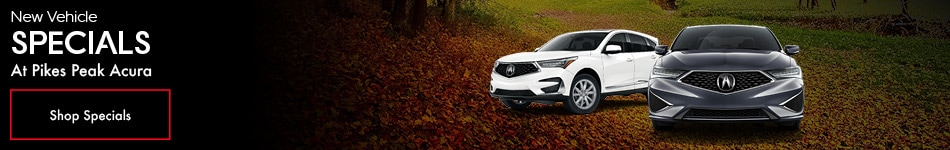 October 2019 New Vehicle Specials