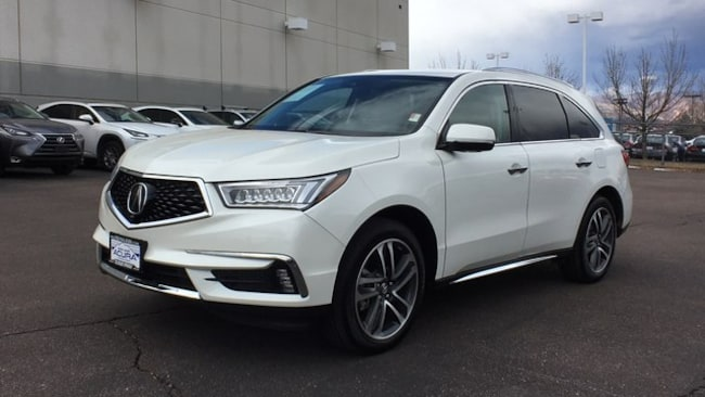 2017 Acura MDX 3.5L w/Advance & Entertainment Pkgs SUV