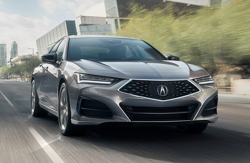 Pikes Peak Acura - Find out more about the 2021 Acura TLX near Denver CO