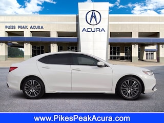 2018 Acura TLX 3.5L FWD w/Advance Pkg 4dr Car