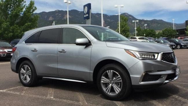 2019 Acura MDX SH-AWD SUV