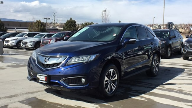 2016 Acura RDX w/Advance Package SUV