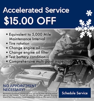 Accelerated Service