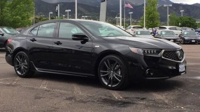 New 2020 Acura Tlx For Sale At Pikes Peak Acura Vin 19uub1f6xla000567