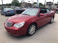 2008 Chrysler Sebring Touring MANAGER SPECIAL Convertible