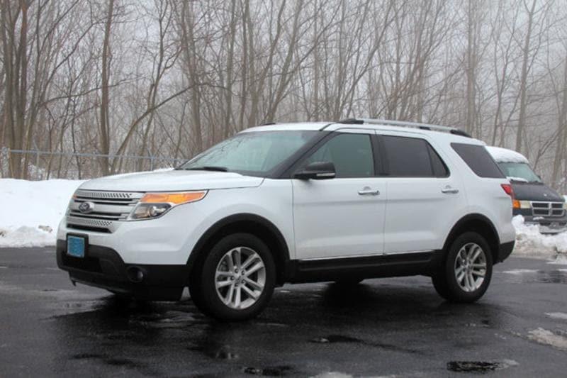2014 Ford Explorer XLT SUV
