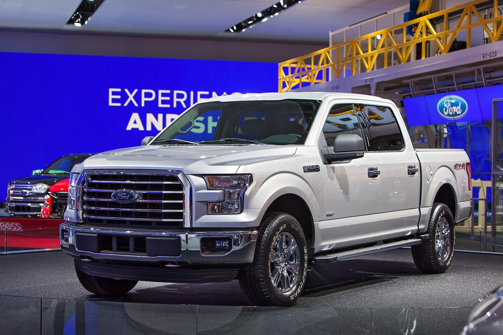 New Ford Models 2017 This Years Best Pickup Trucks Cargo Vans