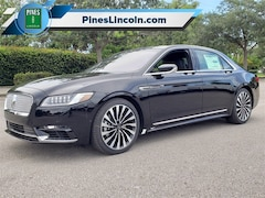 2019 Lincoln Continental Black Label Sedan