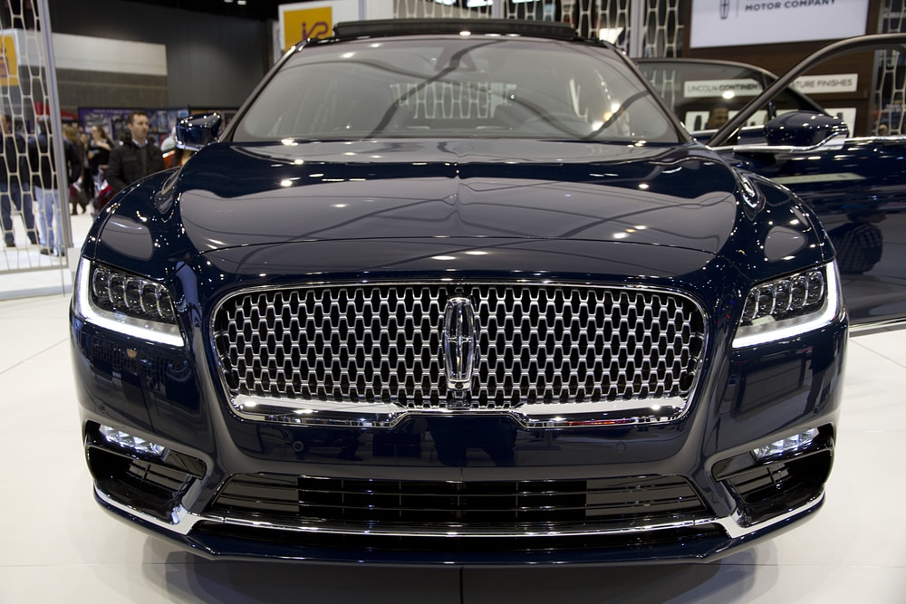 Lincoln Motor Company >> Why The 2017 Lincoln Continental Is The Flagship Car Of
