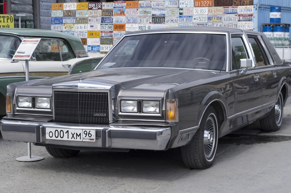 The Story Of The Lincoln Town Car