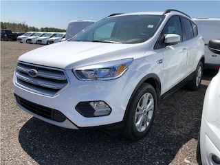 2018 Ford Escape SE - 4WD (as of 02/12/2018) SUV