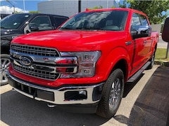 2018 Ford F-150 4x4 - Supercrew Lariat - 145 WB Truck