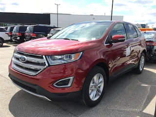 2017 Ford Edge SEL - FWD SUV
