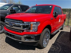 2018 Ford F-150 4x4 - Supercrew XLT - 145 WB 302A Truck