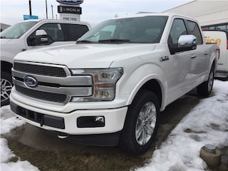2018 Ford F150 4x4 - Supercrew Platinum - 145 WB Truck