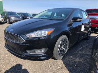 2018 Ford Focus Hatchback SE Hatchback