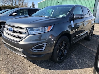 2018 Ford Edge SEL - FWD SUV