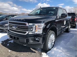 2018 Ford F150 4x4 - Supercrew Limited - 145 WB Truck