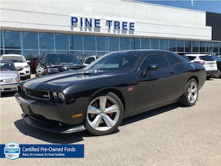 2011 Dodge Challenger SRT8 Coupe