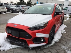 2018 Ford Focus RS RS Hatchback