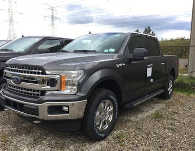 2018 Ford F150 4x4 - Supercrew XLT - 145 WB 302A Truck
