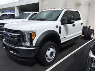 2017 Ford F-550 4x4 - Chassis Crew Cab XLT - 179 WB Commercial
