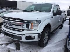2018 Ford F-150 4x4 - Supercab XLT - 145 WB Truck