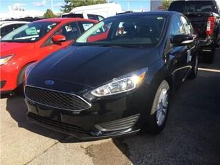 2017 Ford Focus Hatchback SE Hatchback