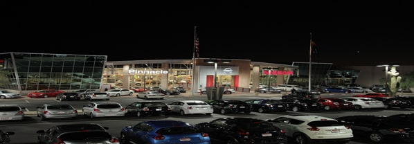 About Pinnacle Nissan   Serving Arizona For Two Decades