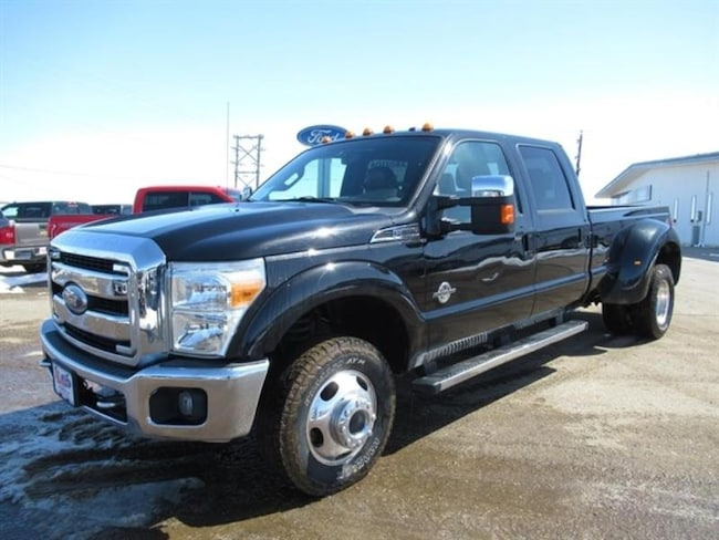 2011 Ford F-350 Lariat Super Duty Crew Cab Long Bed Truck