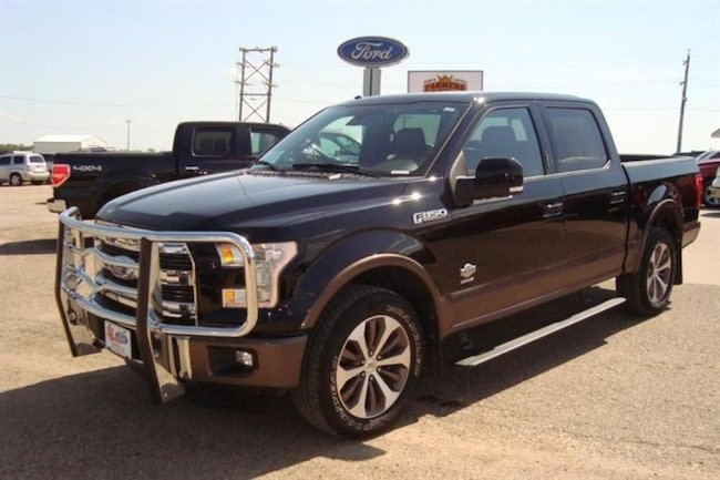 2016 Ford F-150 King Ranch Pickup