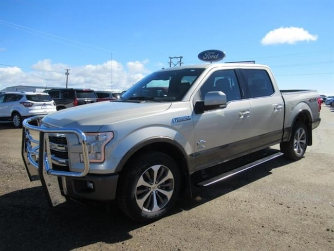 2017 Ford F-150 King Ranch Pickup