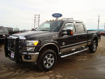 2011 Ford F-350 Lariat Super Duty Pickup