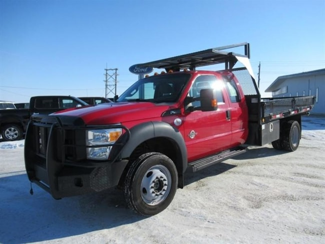 2011 Ford F-550 Chassis Cab XL Chassis Truck