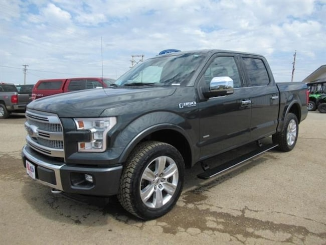 2015 Ford F-150 Platinum Pickup